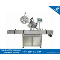 Buy cheap Customized Automatic Labeling Machine for Small Round Bottle Adhesive Label from wholesalers