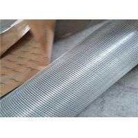 Buy cheap Flat Surface Metal Steel Rolled Fencing , Fully Welding Mesh Fencing Rolls from wholesalers