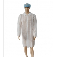 Buy cheap Soft Feeling Knit Cuff Disposable Hospital Scrubs from wholesalers