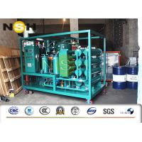 Buy cheap Vacuum Dielectric Transformer Oil Filtration , Regeneration Transformer Oil Filtration Plant from wholesalers