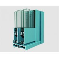 Buy cheap T5 / T6 Window Aluminum Profile Structural Aluminum Channel ISO9001 2008 from wholesalers