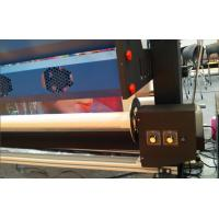 Buy cheap 3 pcs Epson DX7 head Large Eco solvent printer in 1.8M for Stretch Ceiling Film and Wall Paper product