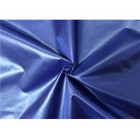 Buy cheap Durable Woven Nylon Fabric 190T Taffeta 70 * 70D 58 GSM Comfortable Hand Feel from wholesalers
