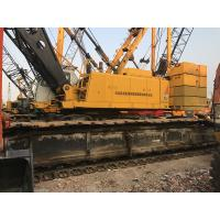 Buy cheap 2004 Year Second Hand Cranes HITACHI SUMITOMO SCX2000 200 Tonne Crawler Type from wholesalers