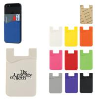 Buy cheap cheap custom smart phone stand 3m sticky silicone smart card wallet,silicone phone pouch from wholesalers