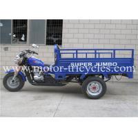 4 Stroke 150CC Motor Tricycle Trike Truck 3.5m Minimum Turning Diameter