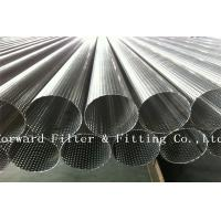 Buy cheap Custom Industrial Stainless Steel Welded Pipe / Straight Welded Pipe 1/4 -12 Inch from wholesalers