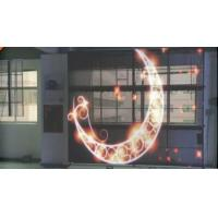 Buy cheap Transparent Glass Led Display Screen P5 / P6 And Led Wall Clock For Shop Mall from wholesalers