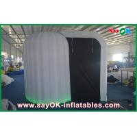 Buy cheap Green Inflatable Photo Booth Enclosure Round For Advertisement / Park from wholesalers