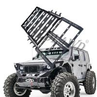 Buy cheap Black Steel Roof Rack For Jeep Wrangler Jl Roof / Luggage Bar Carrier Roof Rack from wholesalers
