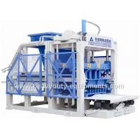 Buy cheap 40.58 KW Block Making Machine PLC control , Automatic Block Moulding Machine from wholesalers