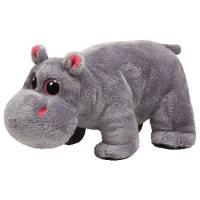 Buy cheap Big eye Grey Hippo Plush Toys from wholesalers