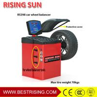 Buy cheap Car wheel balancer used tire equipment for workshop from wholesalers