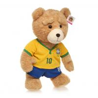 Buy cheap party gift sports souvenir basketball teddy bear from wholesalers