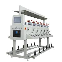 Buy cheap Stable Performance Sewing Thread Cone Winding Machine With Electronic Yam Detector from wholesalers