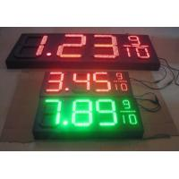 Buy cheap Petrol station price signs led gas price signs in USA from wholesalers