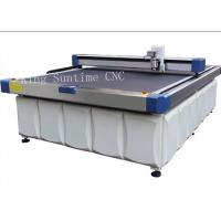 Buy cheap Hign Speed Corrugated Paper Cutting Machine , 0.2 - 60mm Thickness Horizontal Cutting Machine from wholesalers