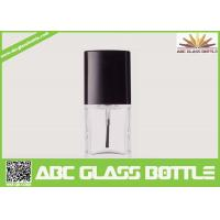 Buy cheap High quality 18ml clear glass bottle with screw cap for nail polish from wholesalers