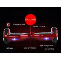 China 2 wheel mini smart scooter cheap self balancing scooter 6.5inch CE ROHS bluetooth on sale