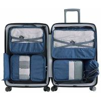 Buy cheap Large Capacity Bra And Underwear Travel Bag Packing Cubes 8pcs Organizers Set from wholesalers