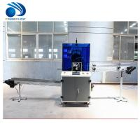 Buy cheap Full- Automatic plastic pesticide bottle neck cutting machine from wholesalers