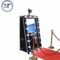 Buy cheap Hot Led Photobooth Shell, Photo Booth Shell, Photo Booth Case from wholesalers