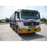 Buy cheap Sinotruk HOWO 345HP 6x4 CNG Tractor Truck from wholesalers