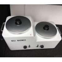 Buy cheap Hair Removal Depilatory Wax Double Pot For Nail Salon Equipment Wax Warmer from wholesalers