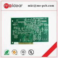 Buy cheap Multilayer PCB with Gold Finger Plating PCB Hard Gold PCB Au Plating PCB Circuit Board from wholesalers