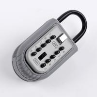 Buy cheap Portable Shackled Reinforced Security Key Lock Box For Outside Multi Function from wholesalers