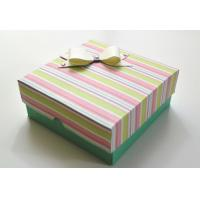 Buy cheap Customized Luxury Paper Gift Box , Recycled Paper Drawer Box from wholesalers