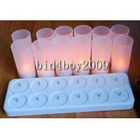 Buy cheap Rechargeable Tea Light Candles from wholesalers