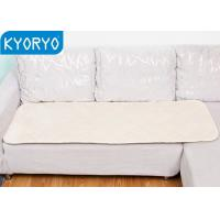 Buy cheap Comfortable Warming Body Mat for Car , Chair Baby Pram Size Carbon Particles Warming Blanket from wholesalers