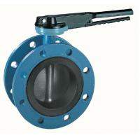 Buy cheap Flange Centerline Butterfly Valve PN 10/16 from wholesalers