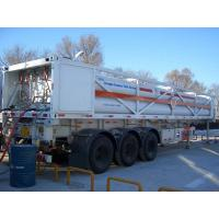 Buy cheap 223 Natural gas tank truck for CNG transport, 3600PSI, 5100CBM from wholesalers