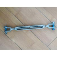 Buy cheap US Type Durable Jaw And Jaw Turnbuckle Hot Dipped Galvanized Surface Finish from wholesalers