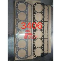 Buy cheap CAT3406 3408 3412 Overhaul Gasket Kit With Excavator Valve Cover Gasket from wholesalers