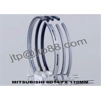 Buy cheap Diameter  110.0MM Engine Piston Rings , 6 CYL Piston Ring Sets OEM ME032071 from wholesalers