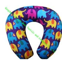 Buy cheap Kids U Shaped Travel Neck Pillow , Soft Foam Neck Pillow For Airplane Travel from wholesalers