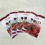 Buy cheap Small Custom Printed Food Packaging Bags Self Adhesive Seal Moisture Proof from wholesalers
