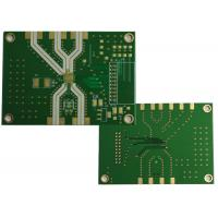 Buy cheap Multilayer 4003 Rogers PCB , Immersion Gold Printed PCB Board from wholesalers