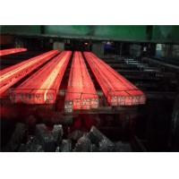 Buy cheap 20MnSi SS300 Prime Mild Steel Billets , Billet Steel Bars Straight Square from wholesalers