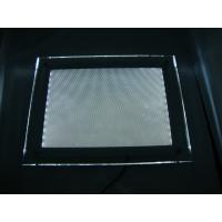 Buy cheap A3 LED Acrylic Photo Frames , Wall Mount Plastic Picture frame product