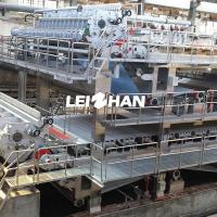Buy cheap Duplex Paper Board Making Machine Production Line 2800mm Net Paper Width from wholesalers