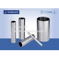 Buy cheap DN10-DN200 Stainless Steel Sanitary Fittings straight steel tube from wholesalers
