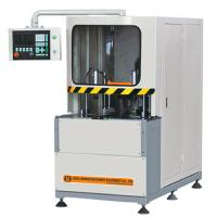 China CNC corner cleaning machine SQJ-CNC-120 used for upvc window fabrication from China factory on sale