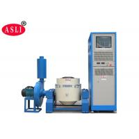 Buy cheap Blue Vibration Test Equipment , Electrodynamic High Frequency Vertical Vibration Tester from wholesalers