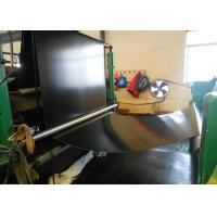 4 - 16Mpa Construction Industrial NBR Rubber Sheeting Roll , Black Rubber Sheet