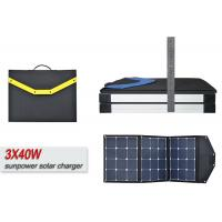 Buy cheap SunPower Cell Portable Solar Panel Charger For Mobile Phone 6 - 8h Work Time product