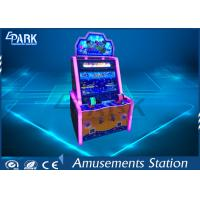 Buy cheap Amusement Game Machines Electronic Arcade Fishing With Colorful Led Lights from wholesalers